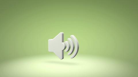 Speaker Icon Animation