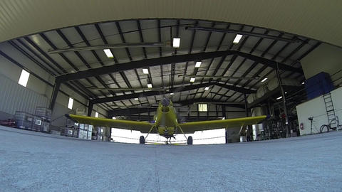 Hangar Go Pro Live Action