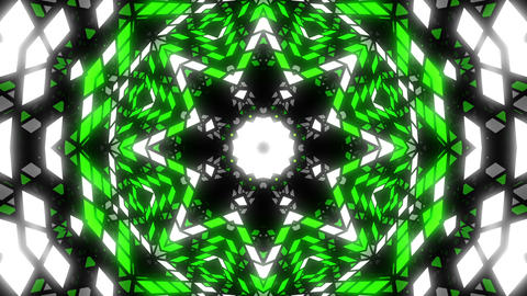 VJ Loop Color Kaleidoscope 2 Animation