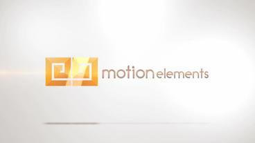Elegant Corporate Logo folder After Effects Template
