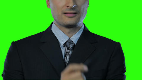 facial expression Green Screen Live Action