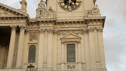 St Pauls Cathedral London Five Footage