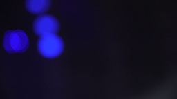Stage Blurred Lights abstract background 01 Footage