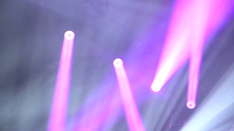 Stage Lights abstract background 06 Footage