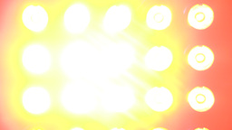 Stage Lights abstract background 08 Footage