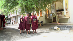 Myanmar Mandalay 0102 Footage
