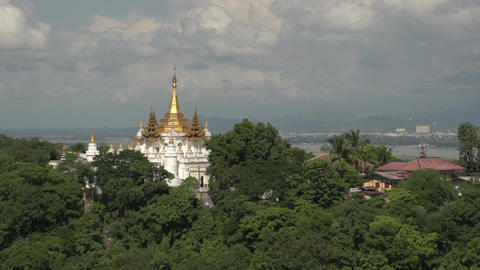 Myanmar Mandalay 0166 Footage