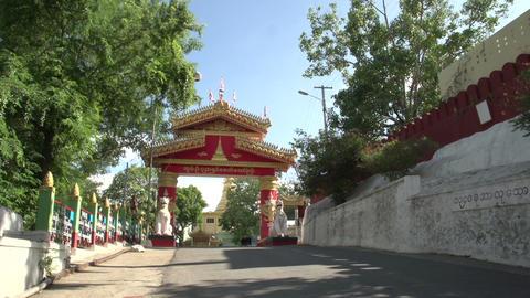 Myanmar Mandalay 0190 Footage