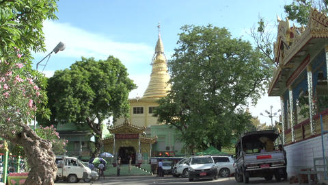 Myanmar Mandalay 0191 Footage