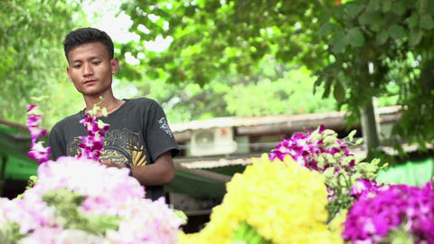 Myanmar Mandalay 0207 Footage