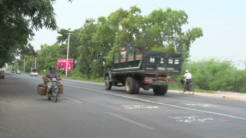 Myanmar Mandalay 0243 Footage