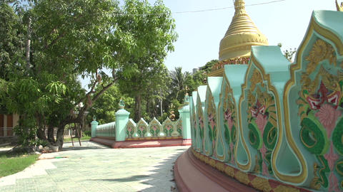Myanmar Mandalay 0253 Footage