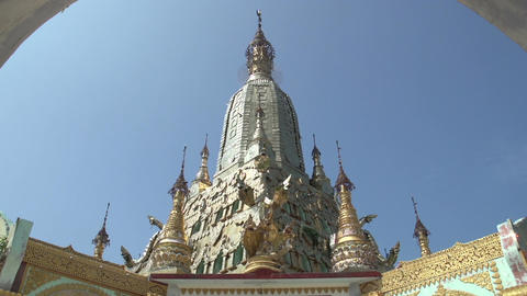 Myanmar Mandalay 0259 Footage