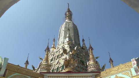 Myanmar Mandalay 0259 Footage