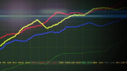 Stock Exchange 2 Animation