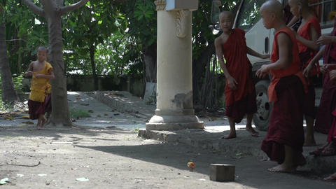 Myanmar Mandalay 0278 Footage