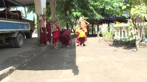 Myanmar Mandalay 0281 Footage