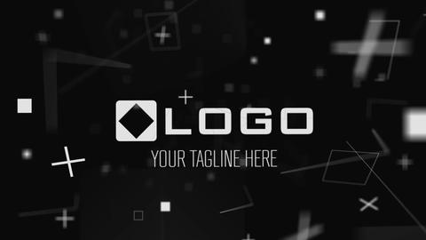 Stylish Abstract Logo Transform Fly through Logo Reveal Opener After Effects Template