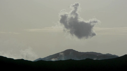 Clouds metamorphosis in the sun 113 Footage