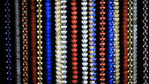 Beads Stock Video Footage
