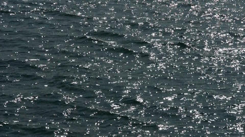 Sparkling Water surface Footage