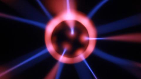 Plasma Ball Stock Video Footage
