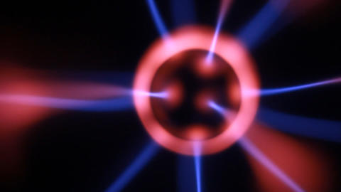 Plasma Ball Stock Video Footage