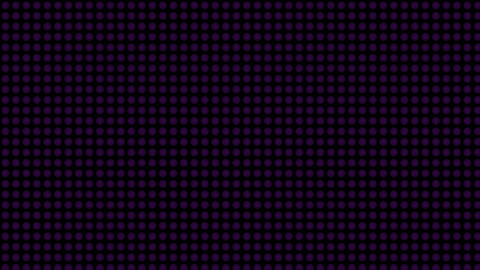 LED Light Kaleidoscope ST A4 HD Stock Video Footage