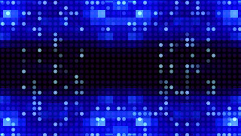 LED Light Kaleidoscope ST B3s HD Stock Video Footage