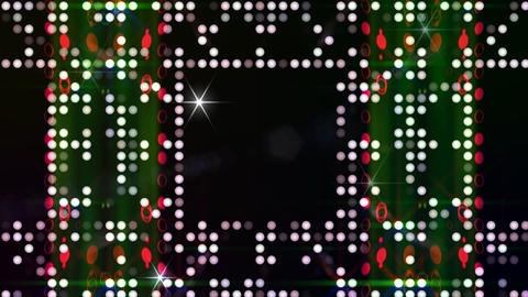LED Light Kaleidoscope ST E3sF HD Animation