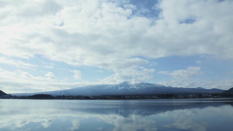 mt fuji Stock Video Footage