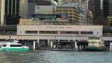 Circular Quay Port in Sydney 04 Footage