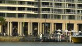 Circular Quay Port in Sydney 06 Footage