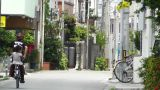 Rural Town in Okinawa Islands 23 street Footage