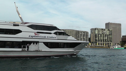 Sydney Circular Quay Port 05 Footage