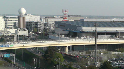 Tokyo Narita Airport 06 Stock Video Footage