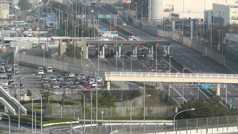 Tokyo Narita Airport 10 Stock Video Footage