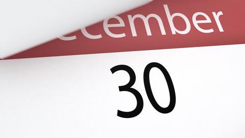 Calendar (year) Animation