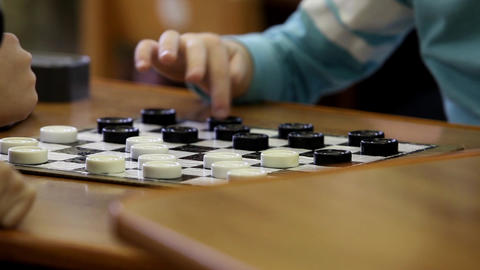 checkers Footage