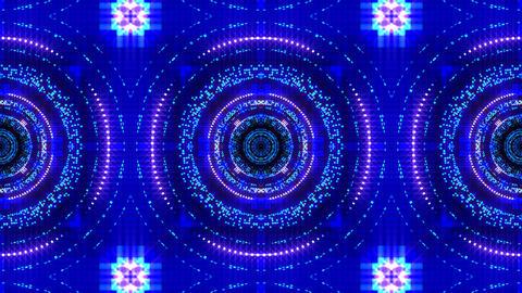 Kaleidoscope ND 2 Ab HD Stock Video Footage