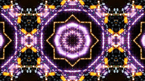 Kaleidoscope ND 2 Be HD Stock Video Footage