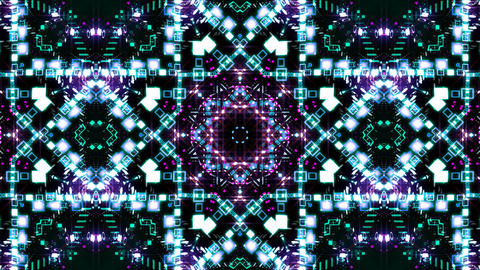 Kaleidoscope ND 2 Be HD Stock Video Footage