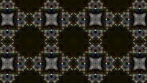 Kaleidoscope ND 2 Bh HD Stock Video Footage