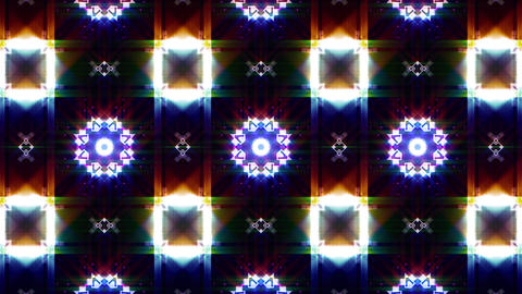 Kaleidoscope ND 2 Bh HD Stock Video Footage