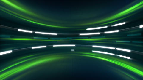 sci-fi green background seamless loop 4k (4096x2304) Animation