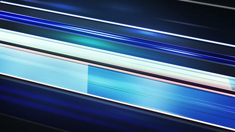 blue stripes motion blur abstract loop animation 4k (4096x2304) Animation
