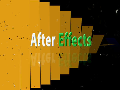 After Effects (no plugins) After Effects Template