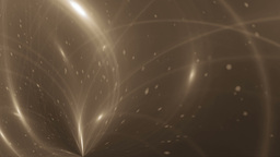 VJ Abstract motion golden background Animation