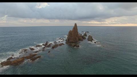 Arrecife de las sirenas - Cabo de Gata Footage