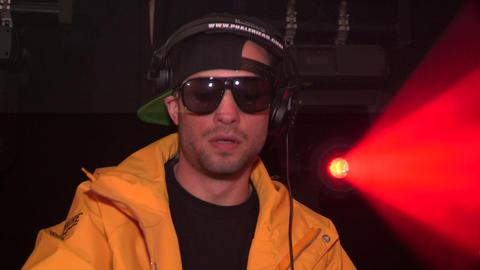 DJ Phalerieau Live Action